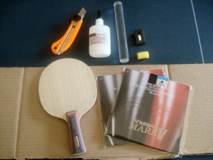 Table Tennis Glues Tips Amp Pitfall For Water Based Gluing