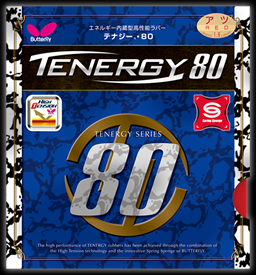 Tenergy 80 cover