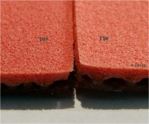 Tenergy 80 sponge