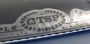 TSP Triple Power Chop SPonge topsheet