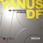Xiom Yanus DF defensive table tennis rubber
