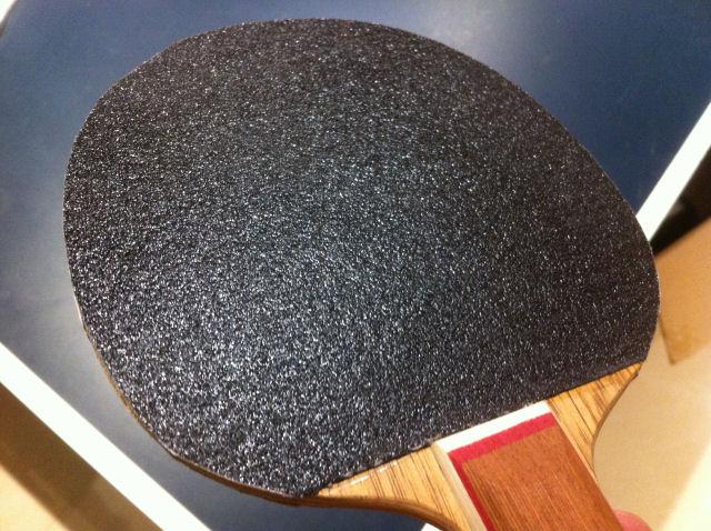 Sandpaper Bats What Grit Paper Ooak Table Tennis Forum