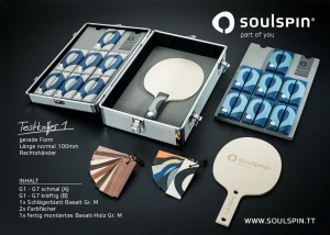 Test Kit from Soulspin