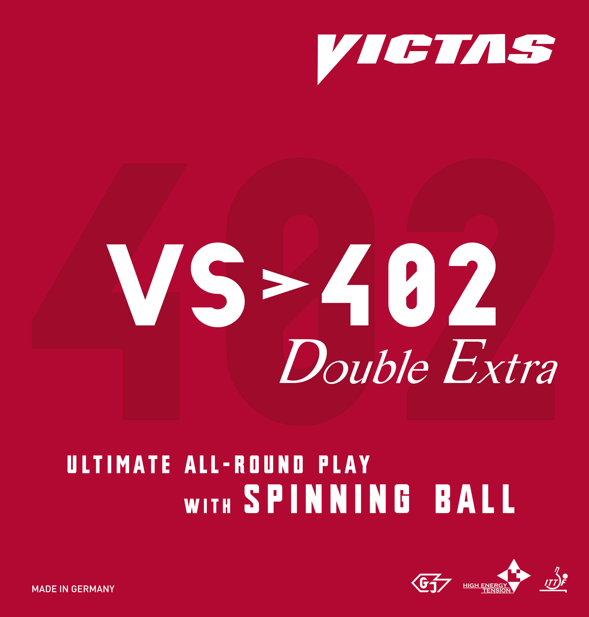 Victas Vs Gt 402 Double Extra And Vs Gt 402 Limber