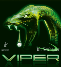 Dr Neubauer Viper long pimple table tennis rubber