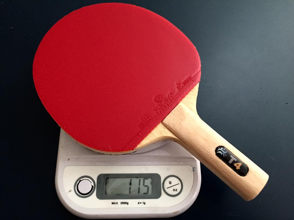 Light Weight Table Tennis Bat